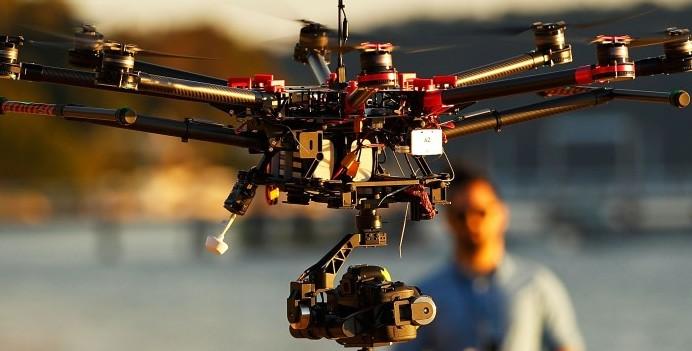 university research quadcopter - Small UAV Coalition