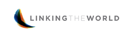 Linking the World Logo